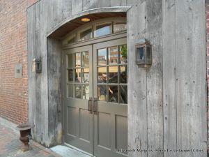Portland Fore Street doorway