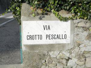 Via Crotto Pescalo