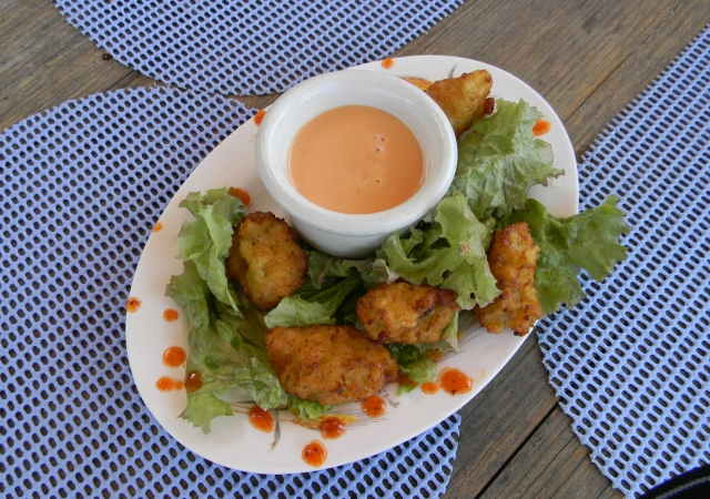 Conch Fritters II