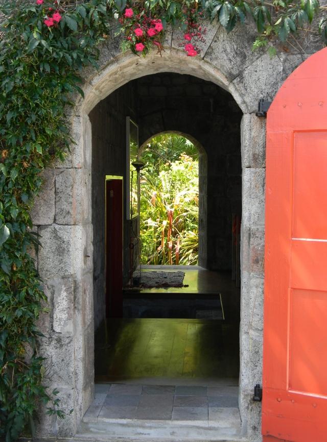 Doorway Golden Rock