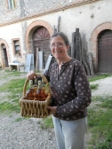 Francesca and wines II