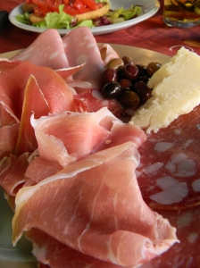 Tuscan plate II