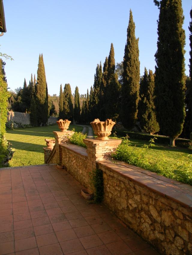 Tuscan Terrace I