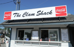 Iconic CLAM SHACK