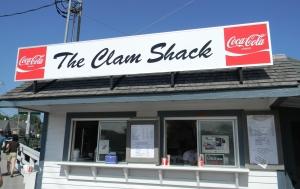 Iconic CLAM SHACK