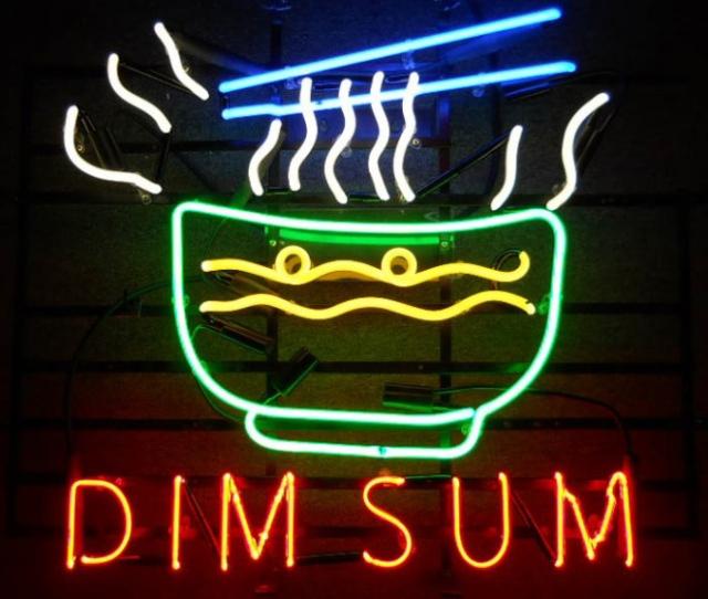 Dim Sum sign