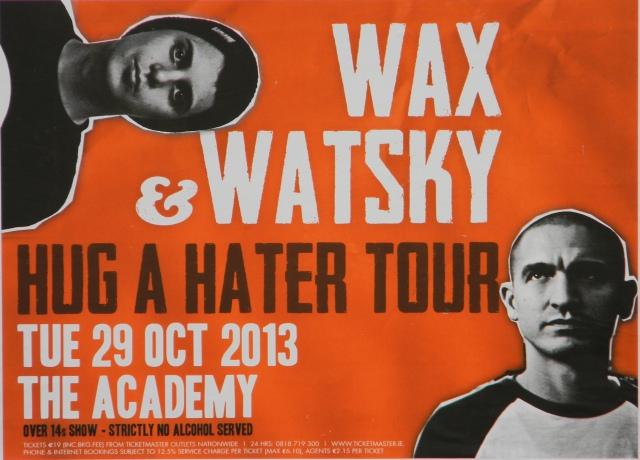 Wax_Watsky_Dublin