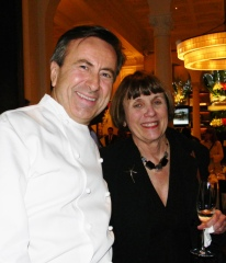 Daniel Boulud and friend at R&C awards©margolispineo