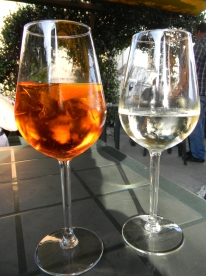 Aperol Spritz and Friend