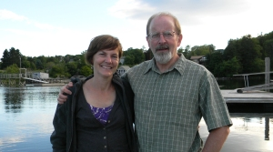 Belinda Osier & Chuck Rand