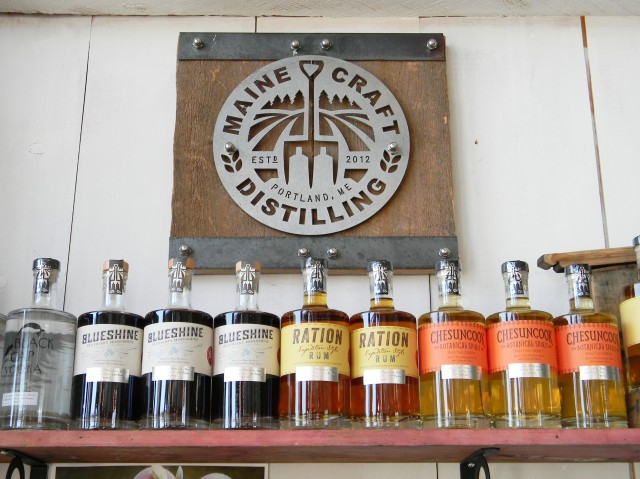 Maine Craft Distilling 1