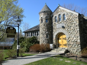 Ogunquit Library 1899