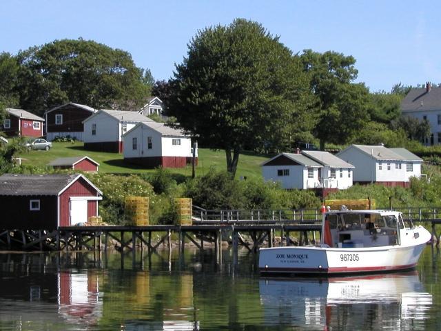 Harborside Cottages