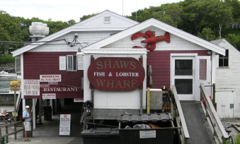 Shaw's Fish & Lobster Wharf