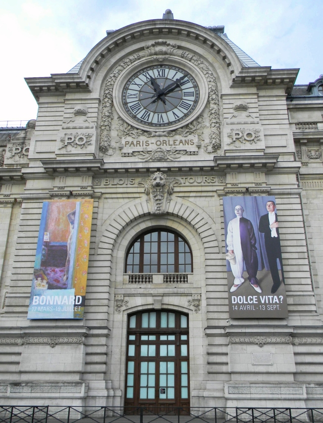 Front of d'Orsay Libby