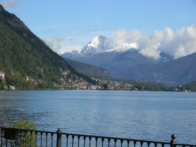 Lake view 1