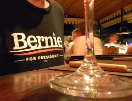 Bernie at Patagonia
