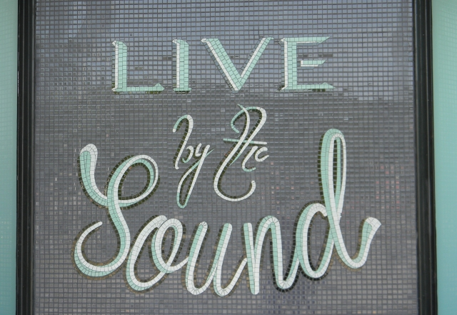 Live by the Sound