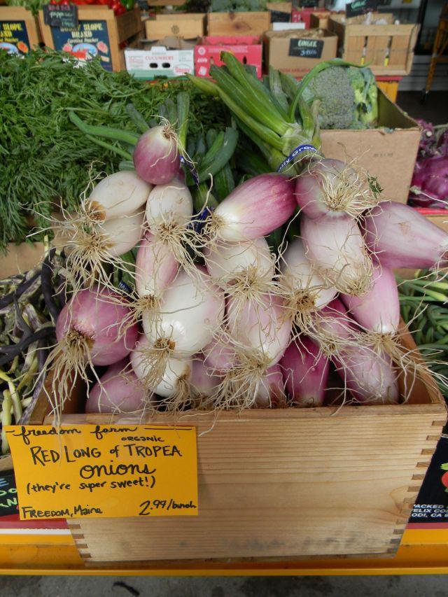 Maine produce Rosemont