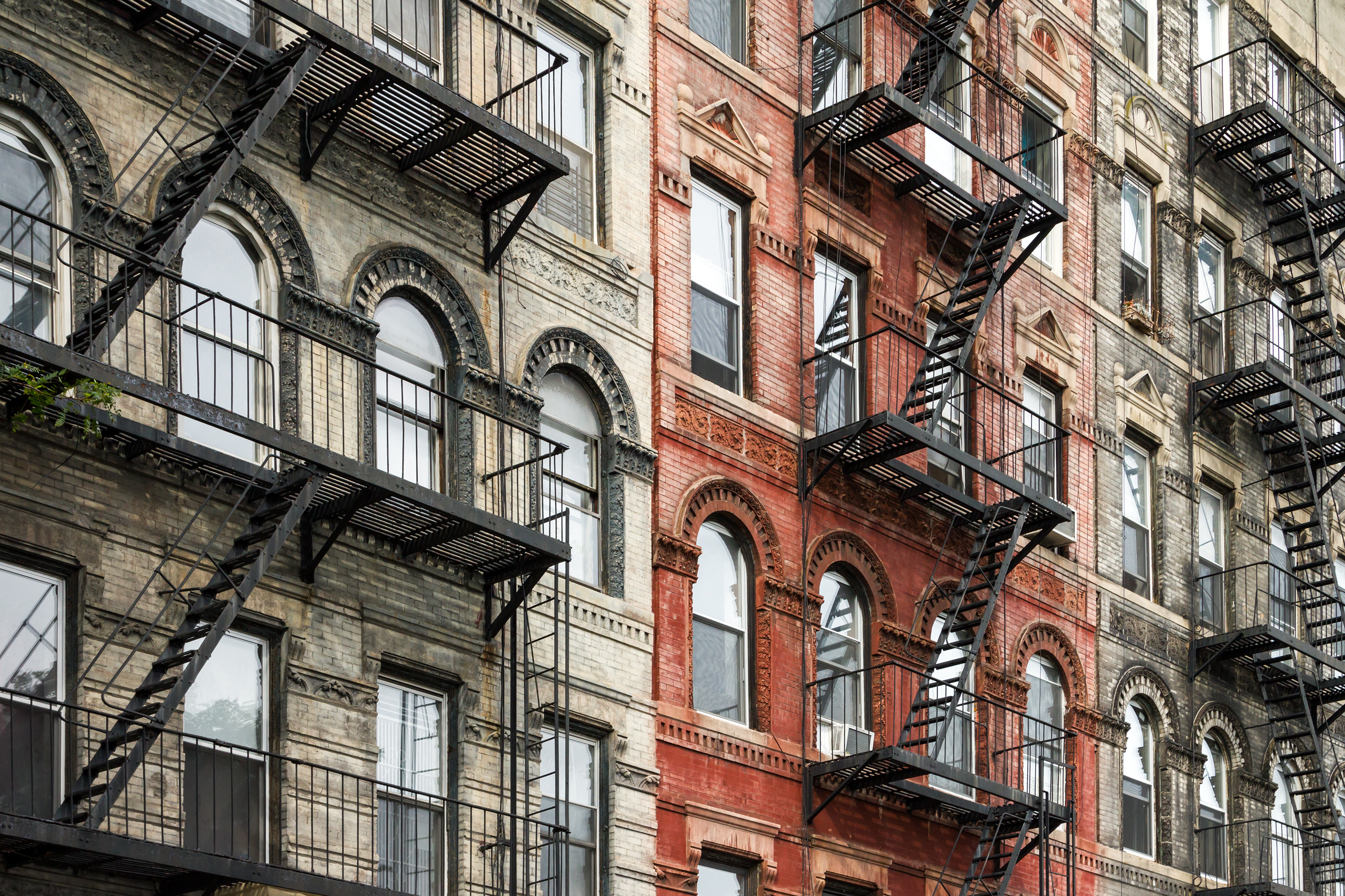 Old New York City Style Buildings In Manhattan Epicurioustravelers Com