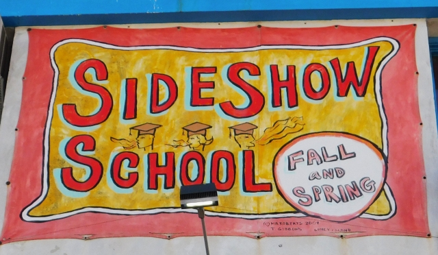 Sideshow School