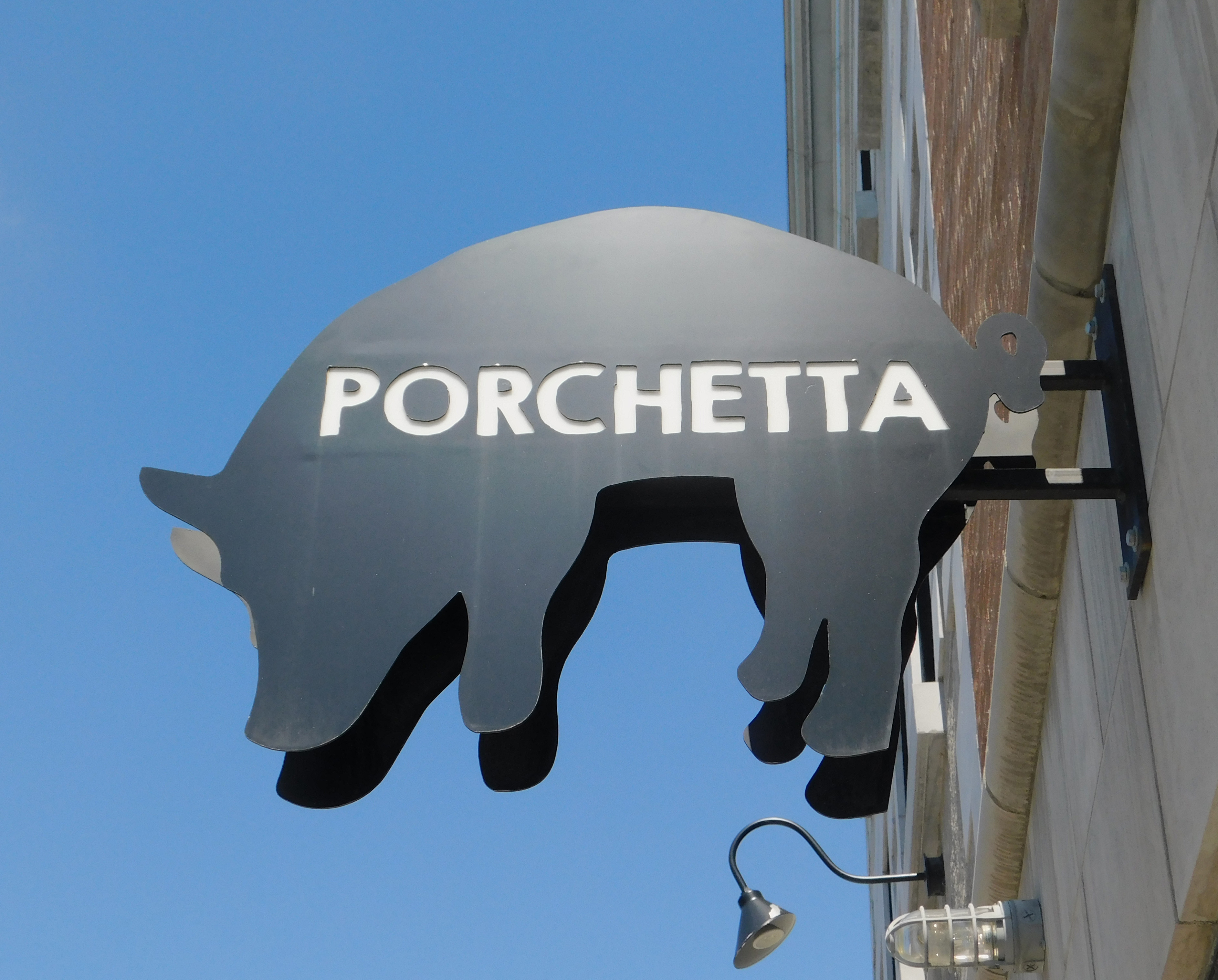 Porchetta