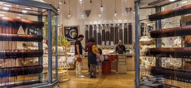 Siena Chocolate Shop 2